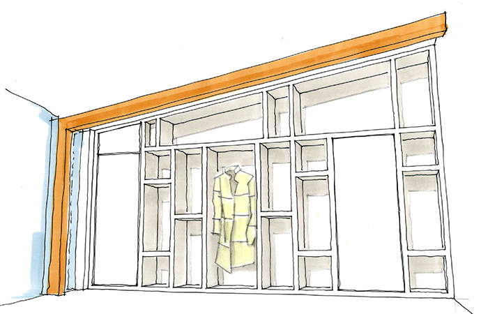 Kasten Woonkamer Interieur : villa interieur trap & kasten
